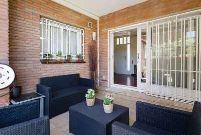 Detached house in the town of Vilassar de Dalt, a suburb of Barcelona